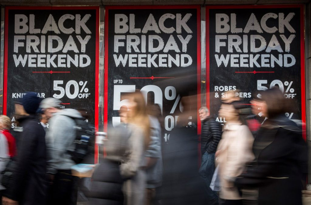 Five Ways To Bring The Intensity Of Black Friday To Everyday Retail Promotions