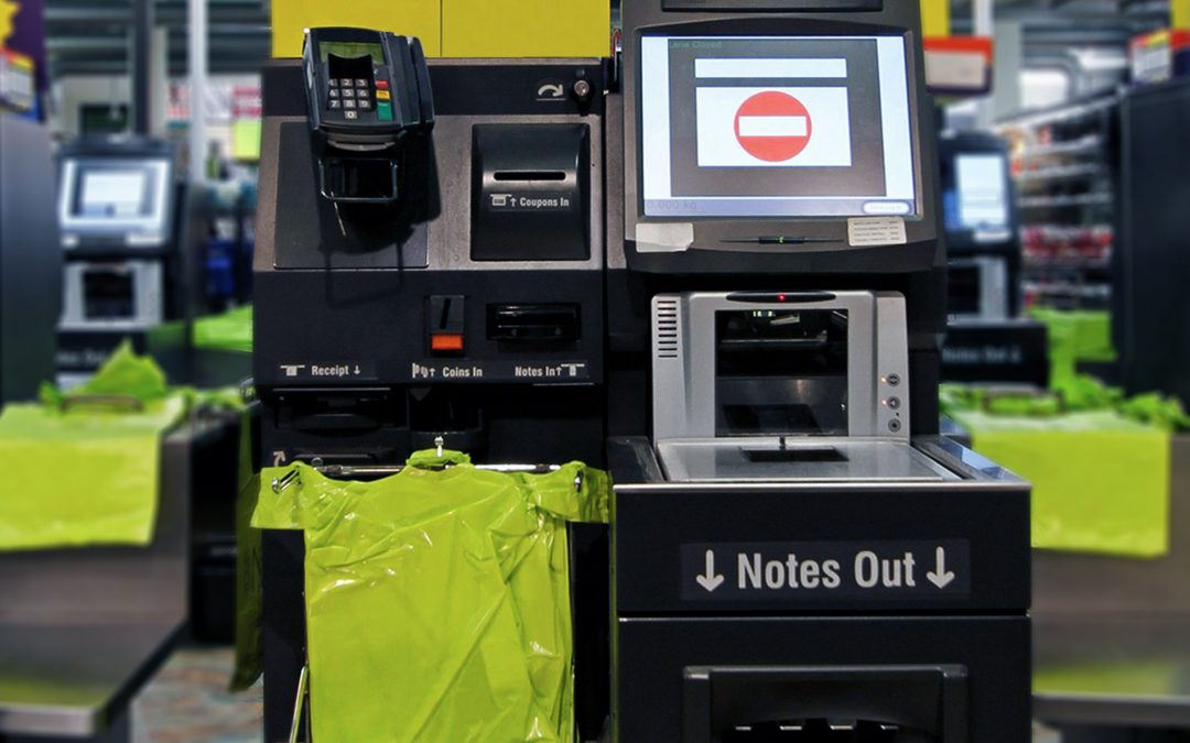 Self-checkouts: Here to enhance, not replace